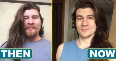 31 किलोग्राम वज़न कम करते ही युवक का बदला लुक, जेफरी केंडल