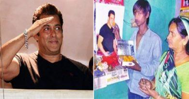 सलमान खान को भगवान मानता है उनका यह फैन, बोला 'भाई' की जगह मुझे 10 साल की जेल भेज दो