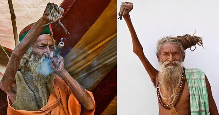 45 सालों से इस महान साधु ने अपना एक हाथ उठा रखा है ऊपर, वजह जानकर हर कोई हिल गया