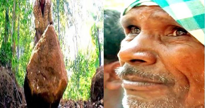 70 साल के इस किसान के जो किया जानकार आप भी करेंगे इसके जज़्बे को सलाम