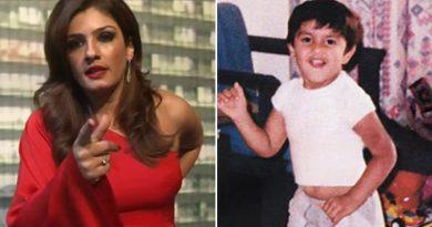 कभी रविंना टंडन की शूटिंग देख रहे इस बच्चे को निकाल दिया था सेट से बाहर, आज है बॉलीवुड का सुपरस्टार