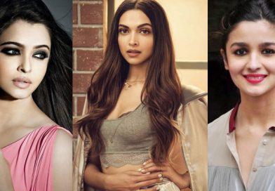 बॉलीवुड में सबसे सुंदर हैं ये 6 अभिनेत्रियाँ, इनकी खूबसूरती देख पलकें झपकने का नाम नहीं लेती हैं