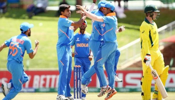 ICC U19 वर्ल्ड कप: टीम इंडिया ने ऑस्ट्रेलिया पर 74 रनों की जीत के साथ साथ विशाल विश्व रिकॉर्ड भी तोड़ा